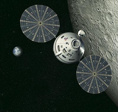 奔向月球那一天