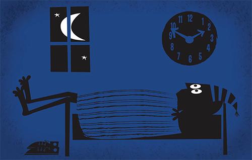 Sleep Cycle - Magazine cover